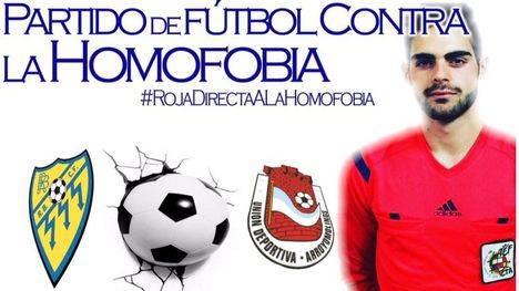 Brunete organiza un partido contra la homofobia