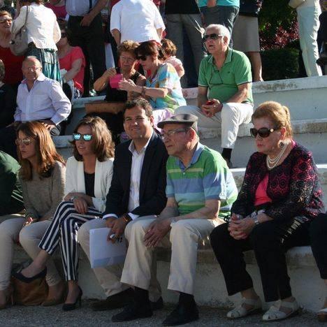 Homenaje a los mayores voluntarios en el arranque de la Semana del Mayor
