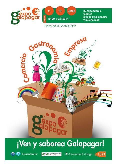 Este sábado, nueva edición de ExpoGalapagar