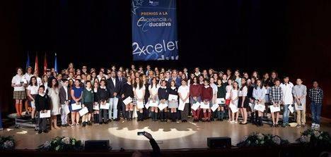Entregados los premios a la excelencia educativa de Las Rozas