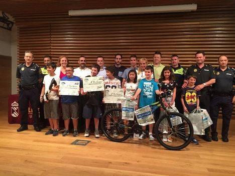 El programa de Educación Vial entrega sus premios
