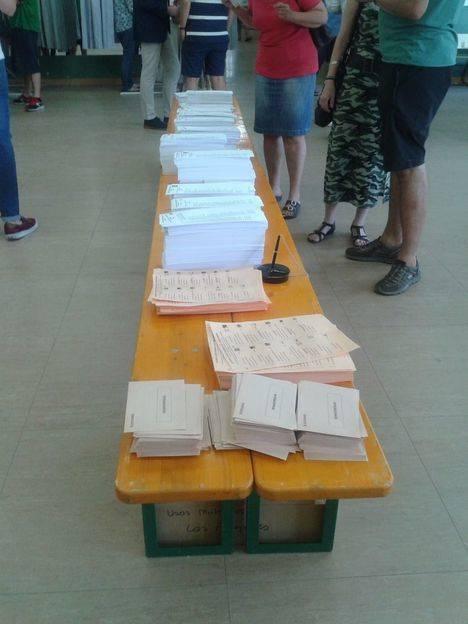 Nueva jornada electoral en Torrelodones