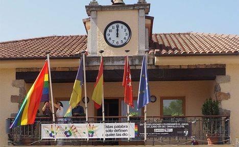El Día Internacional del Orgullo LGTB se celebra en Torrelodones