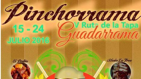 Pinchorrama 2016: propuestas para comerse Guadarrama