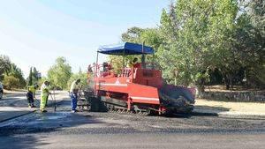 La Operación Asfalto 2016 en Boadilla cubrirá 61.000 m2