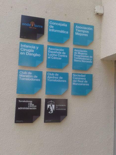 La sede de asociaciones en Torrelodones estrena directorio