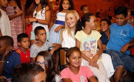 Los niños saharauis del programa Vacaciones en Paz ya están en Madrid