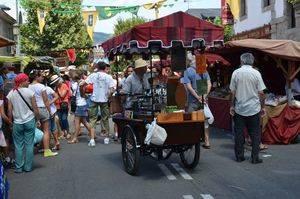 Nueva edición del Mercado Medieval de Guadarrama