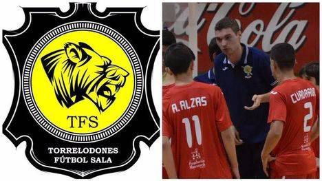 Gabriel Hernández dirigirá al primer equipo del Torrelodones FS