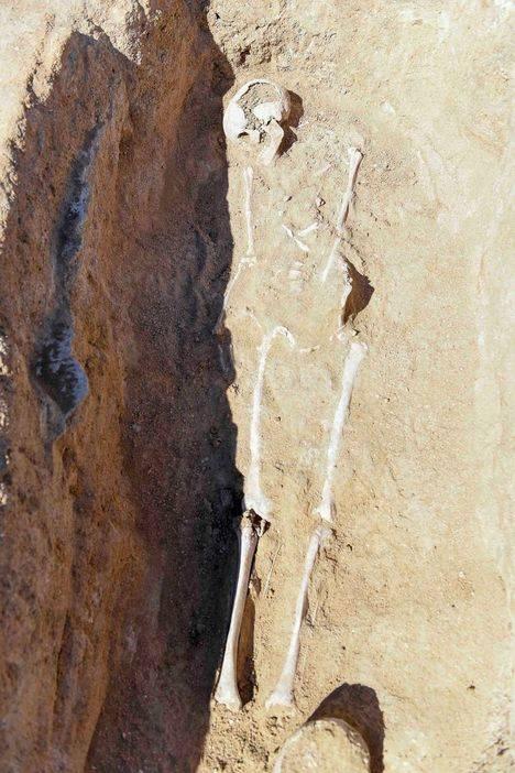 Campaña arqueológica para buscar a San Babilés