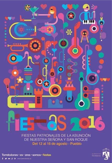 Torrelodones celebra las fiestas de la Asunción y San Roque