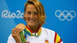 Mireia Belmonte, primer oro español en las olimpiadas de Río