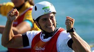 Maialen Chourraut consigue el segundo oro olímpico para España