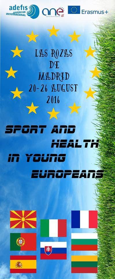 Programa europeo de promoción del Deporte entre los jóvenes roceños