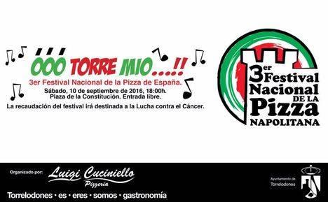 Este sábado se celebra el III Festival Nacional de la Pizza Napolitana