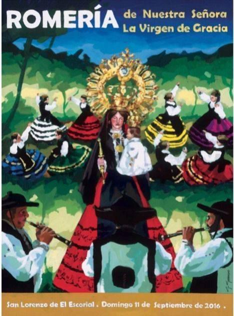 Este fin de semana se celebra la Romería de la Virgen de Gracia