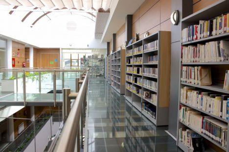 Galapagar busca al visitante 50.000 de su biblioteca