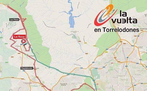 La Vuelta pasa por Torrelodones