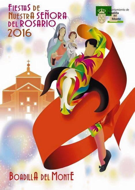Elegido cartel para las Fiestas de Nuestra Señora del Rosario 2016
