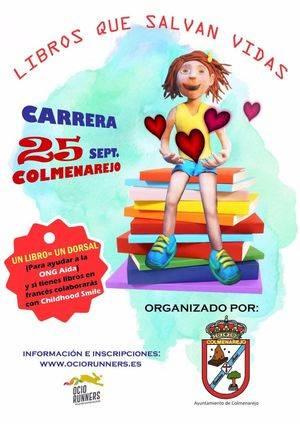 I Carrera Solidaria 'Libros que Salvan Vidas'