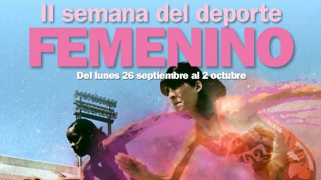 Una semana dedicada al deporte femenino en Collado Villalba