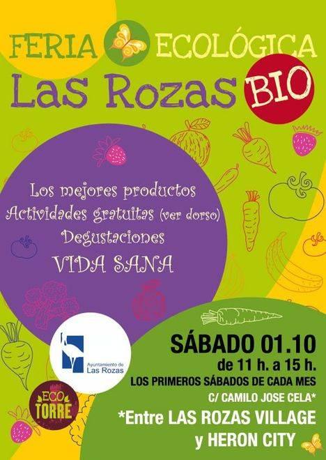 Las Rozas Bio abre sus puertas este sábado