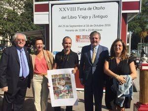 Recoletos acoge la Feria del Libro Viejo y Antiguo