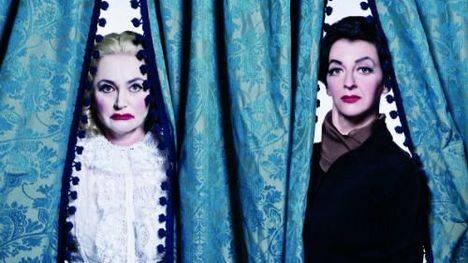 'Bette&Joan', dos divas frente a frente en el Teatro Fernández-Baldor