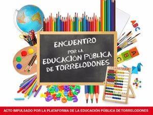 Jornada reivindicativa y lúdica por la Educación Pública