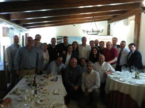 Ciudadanos celebra su primer año en Torrelodones