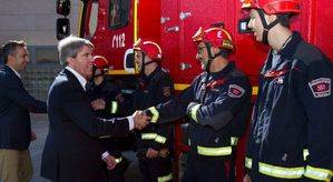La campaña de verano contra incendios cierra con un 23% menos de fuegos