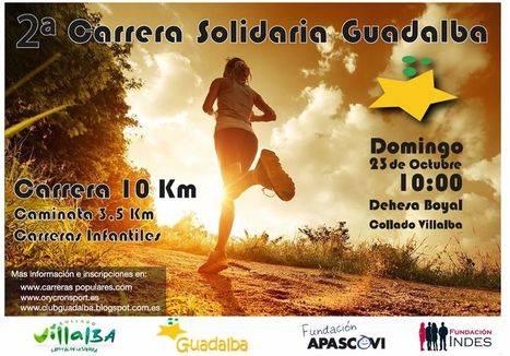 """II Carrera Solidaria """"Corre en Familia"""""""