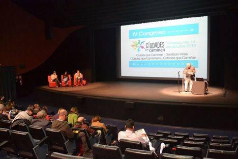 Torrelodones acogió el cuarto Congreso de Ciudades que Caminan