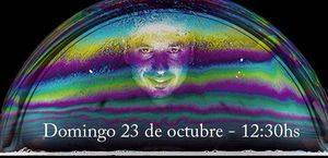 Magic Bubble en el teatro Fernández-Baldor