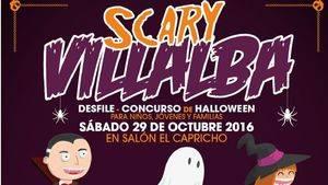 Scary Villalba: una tarde de miedo para celebrar Halloween