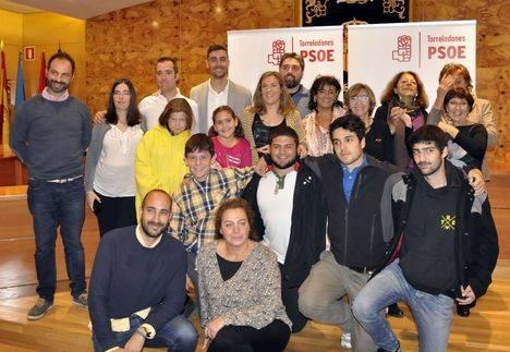 El PSOE entregó los IX Premios Rafael Martínez López