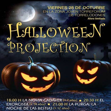 Cine de miedo para pasar un Halloween terrorífico