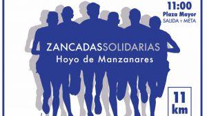 IV Edición de la carrera Zancadas Solidarias en Hoyo