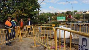 Inversión de 92.000 euros para solucionar problemas de saneamiento