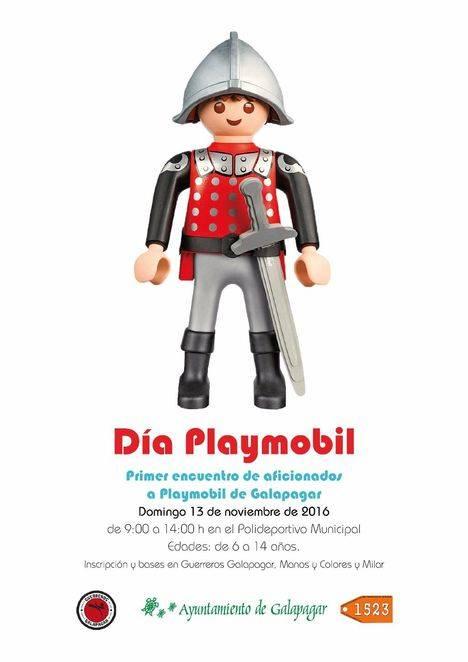 Primer encuentro de Playmobil en Galapagar