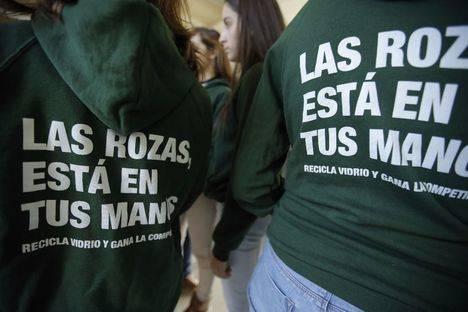 Las Rozas y Ecovidrio colaboran en una campaña para fomentar el reciclaje