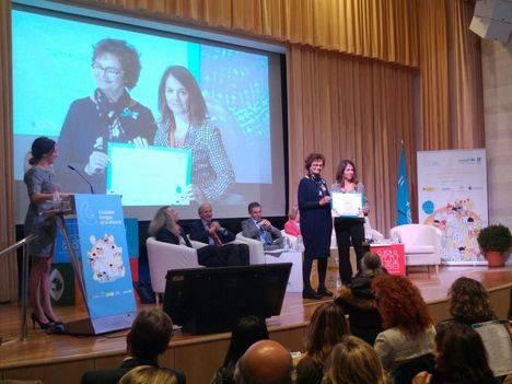 Torrelodones recoge el sello de Ciudad Amiga de la Infancia