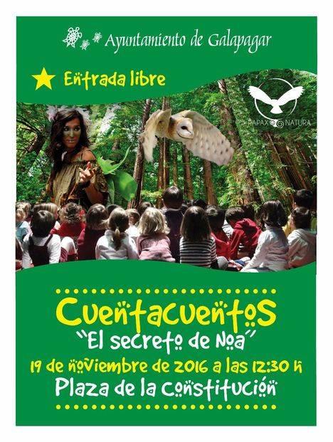 Cuentacuentos en Galapagar para celebrar el día Internacional del Niño