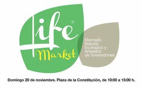 Cancelado Life Market por previsión de lluvias