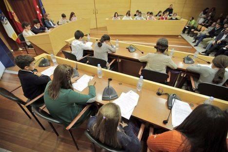 """Los niños piden Lectura, wifi gratuito y talleres anti """"bullying"""""""