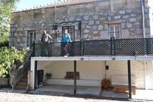 El entusiasmo revive la histórica Casa Tanuchi de Hoyo