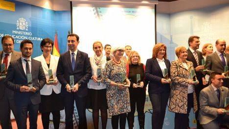 Collado Villalba recoge el Premio de Buenas Prácticas Municipales