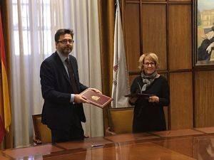 Guadarrama y la Universidad de Alcalá, firman un acuerdo de colaboración