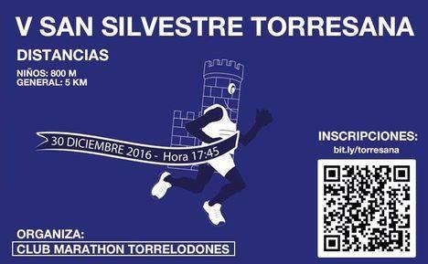V Edición de la San Silvestre Torresana