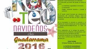 III Concurso de escaparates en Guadarrama